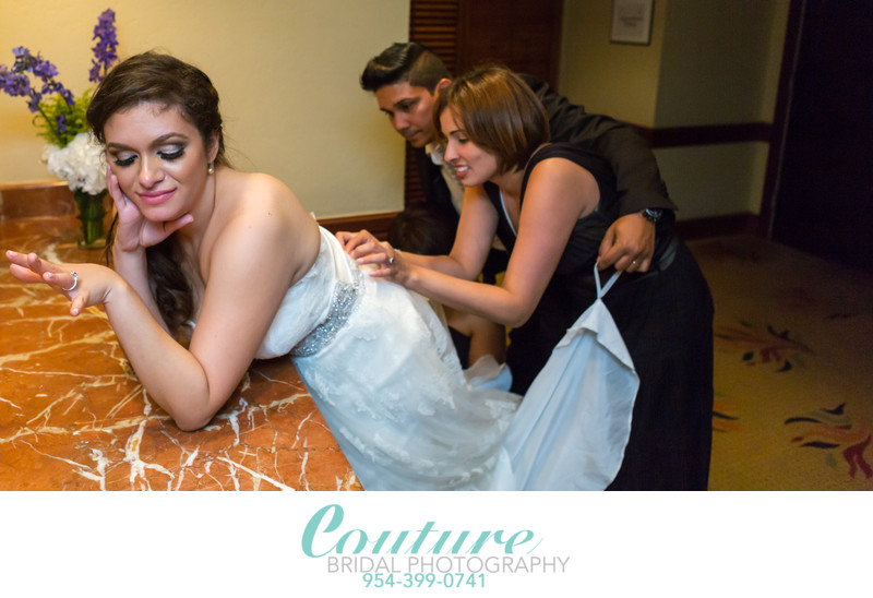 Sheraton Old San Juan - Best Wedding Photography Studio