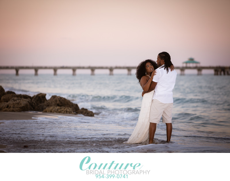 FORT LAUDERDALE ENGAGEMENT & WEDDING PHOTOGRAPHER