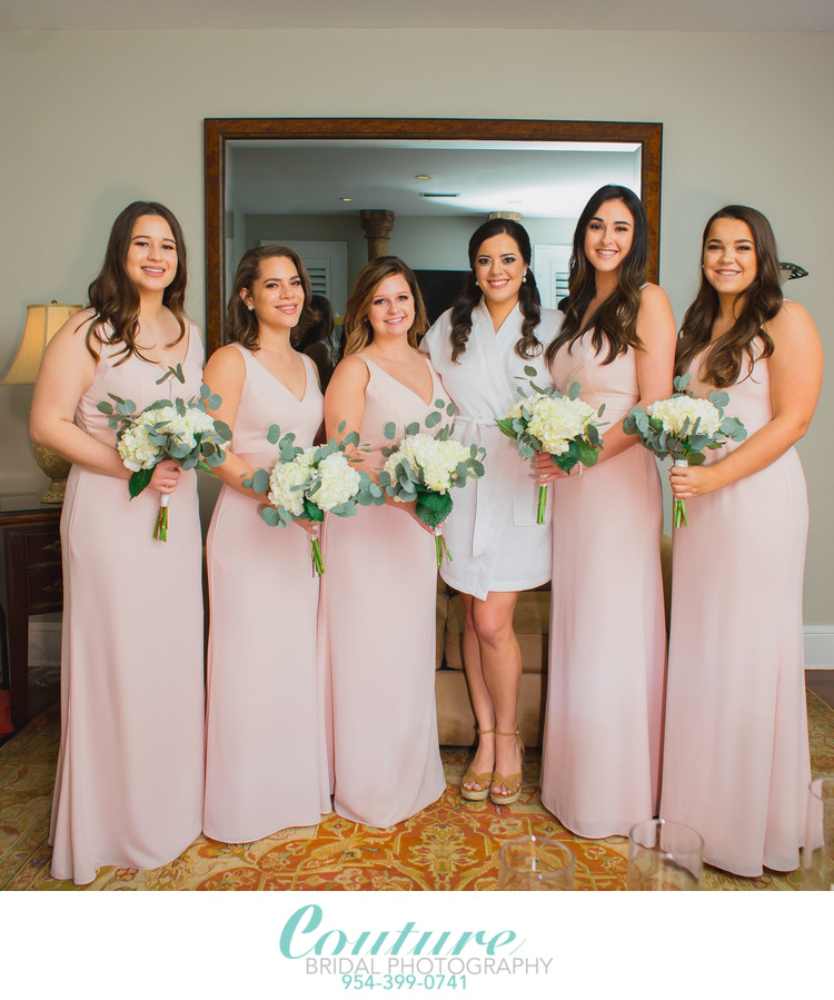 BRIDAL PARTY PICTURES EVERYONE WANTS