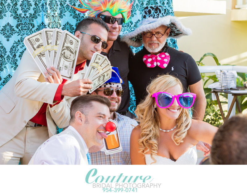 WEDDING PHOTO BOOTH RENTALS IN FORT LAUDERDALE