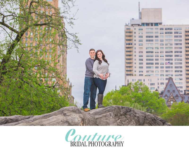 ENGAGEMENT PHOTOGRAPHERS IN CENTRAL PARK NEW YORK CITY