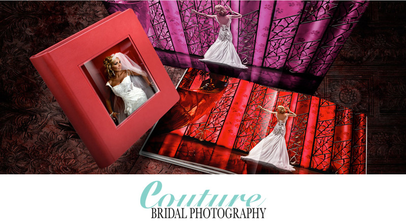 FORT LAUDERDALE WEDDING PHOTO ALBUM DEALER