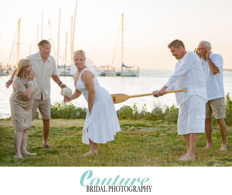 Debbie & Shad's Key Largo Florida Wedding
