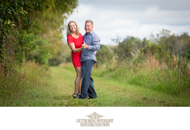 FORT LAUDERDALE ENGAGEMENT & COUPLES PHOTOGRAPHY