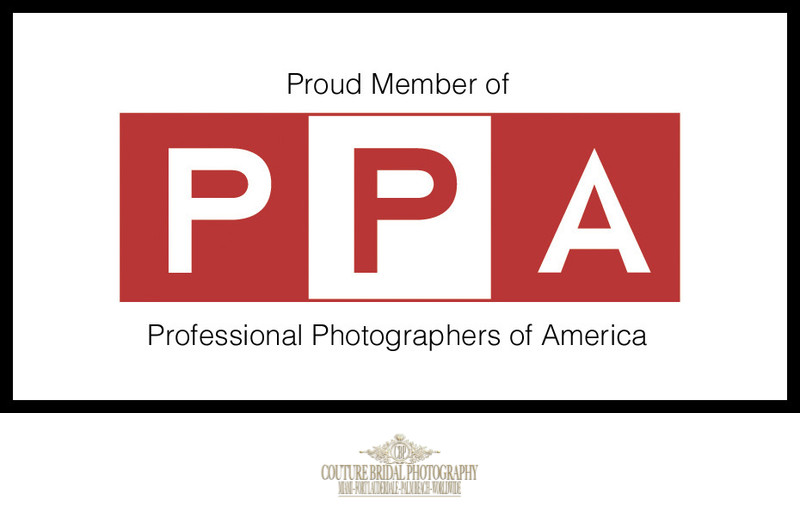 COUTURE BRIDAL PHOTOGRAPHY PPA MEMBERSHIP