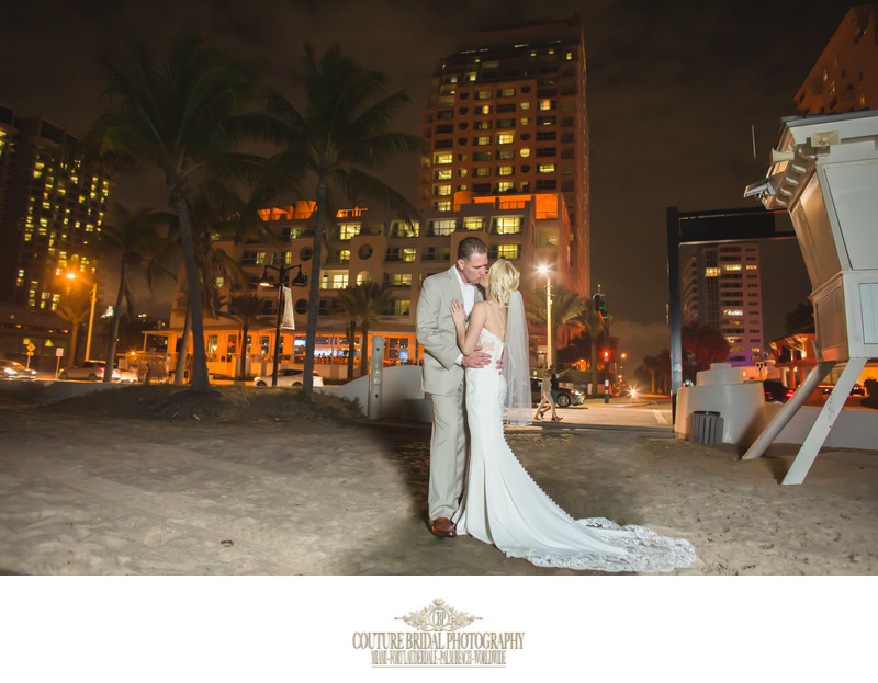 BEST FORT LAUDERDALE BEACH WEDDING PHOTOGRAPHERS