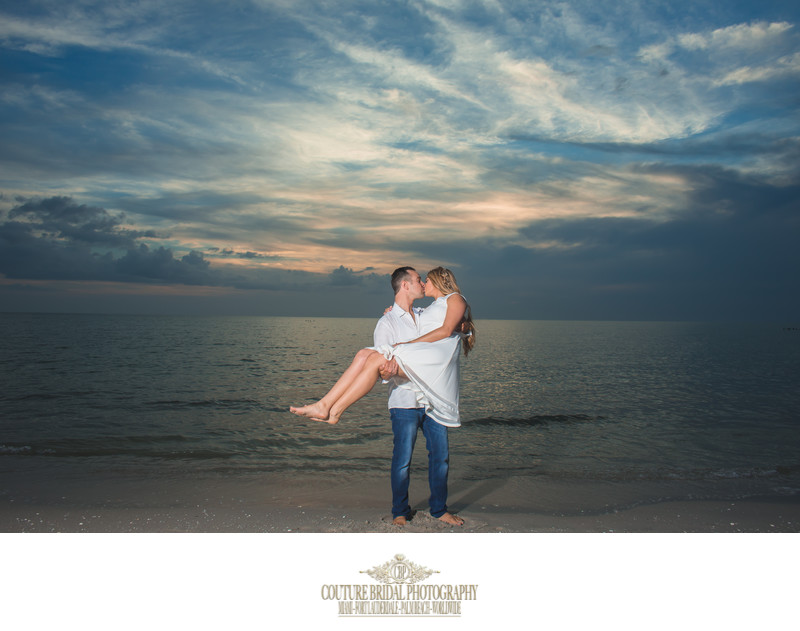 WEDDING PHOTOGRAPHER RITZ CARLTON NAPLES BEACH RESORT