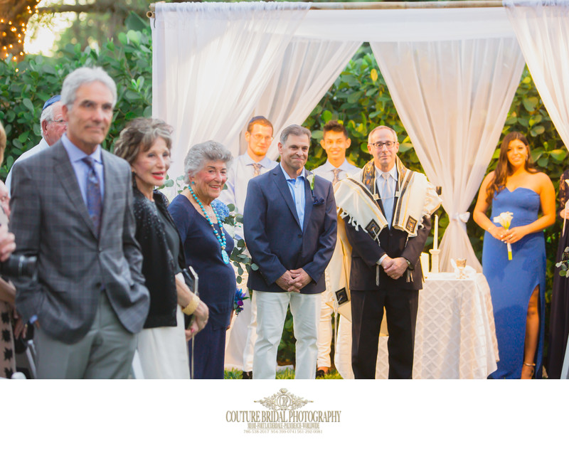 WEDDING PHOTOGRAPHER CORAL GABLES JEWISH WEDDINGS