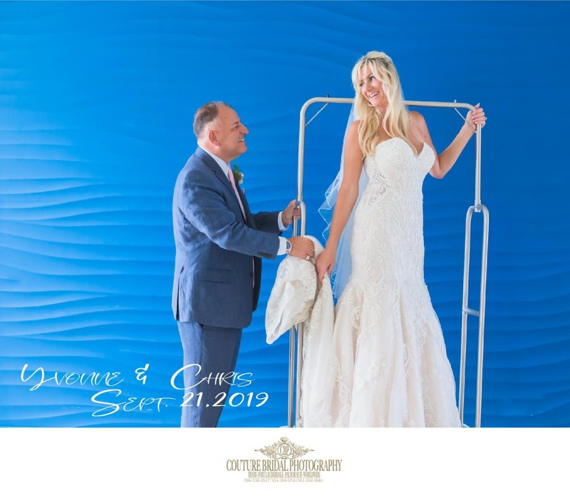 MIAMI WEDDING ALBUM DESIGNER