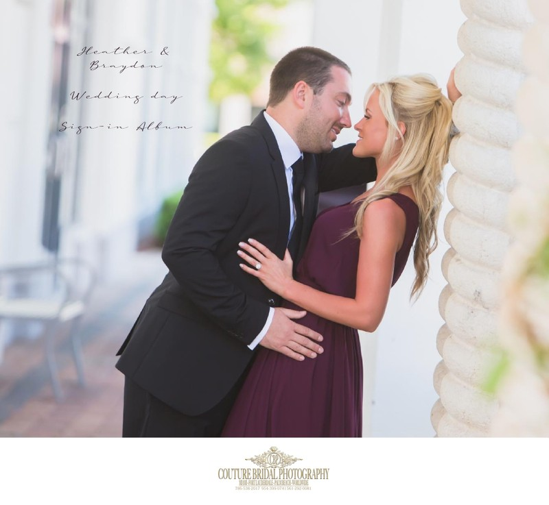 ENGAGEMENT AND COUPLES PHOTO ALBUM
