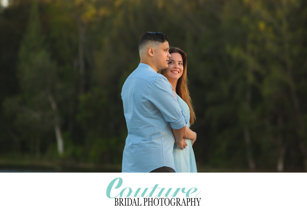 HOLLYWOOD FLORIDA ENGAGEMENT AND WEDDING PHOTOGRAPHER