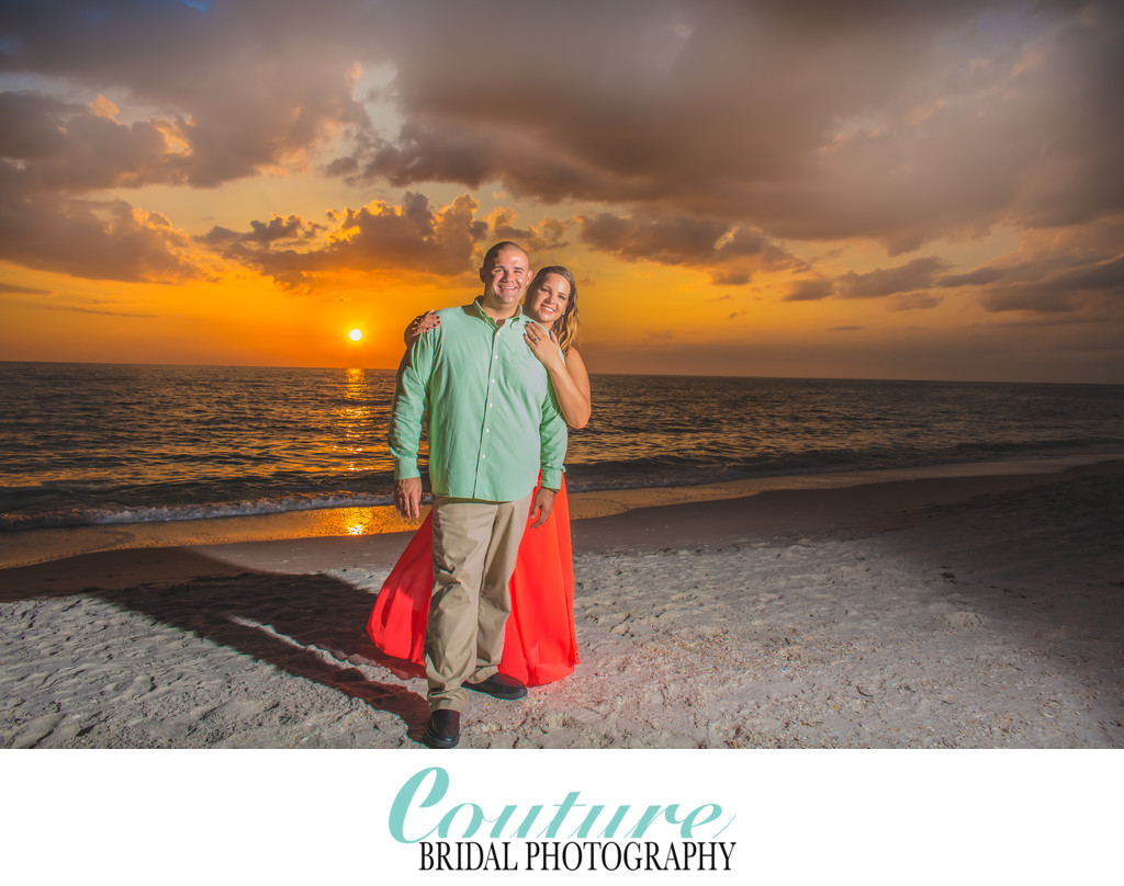 SOUTH FLORIDA AND NAPLES ENGAGEMENT PHOTOGRAPHERS