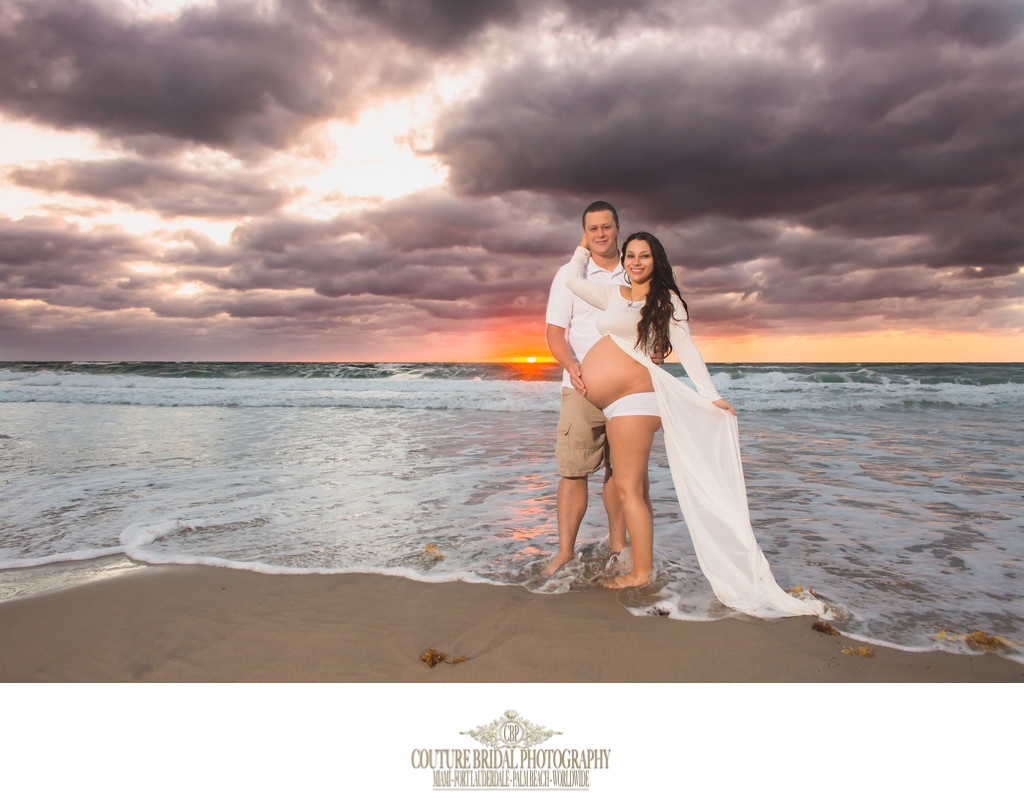 MATERNITY PHOTOGRAPHER SOUTH FLORIDA