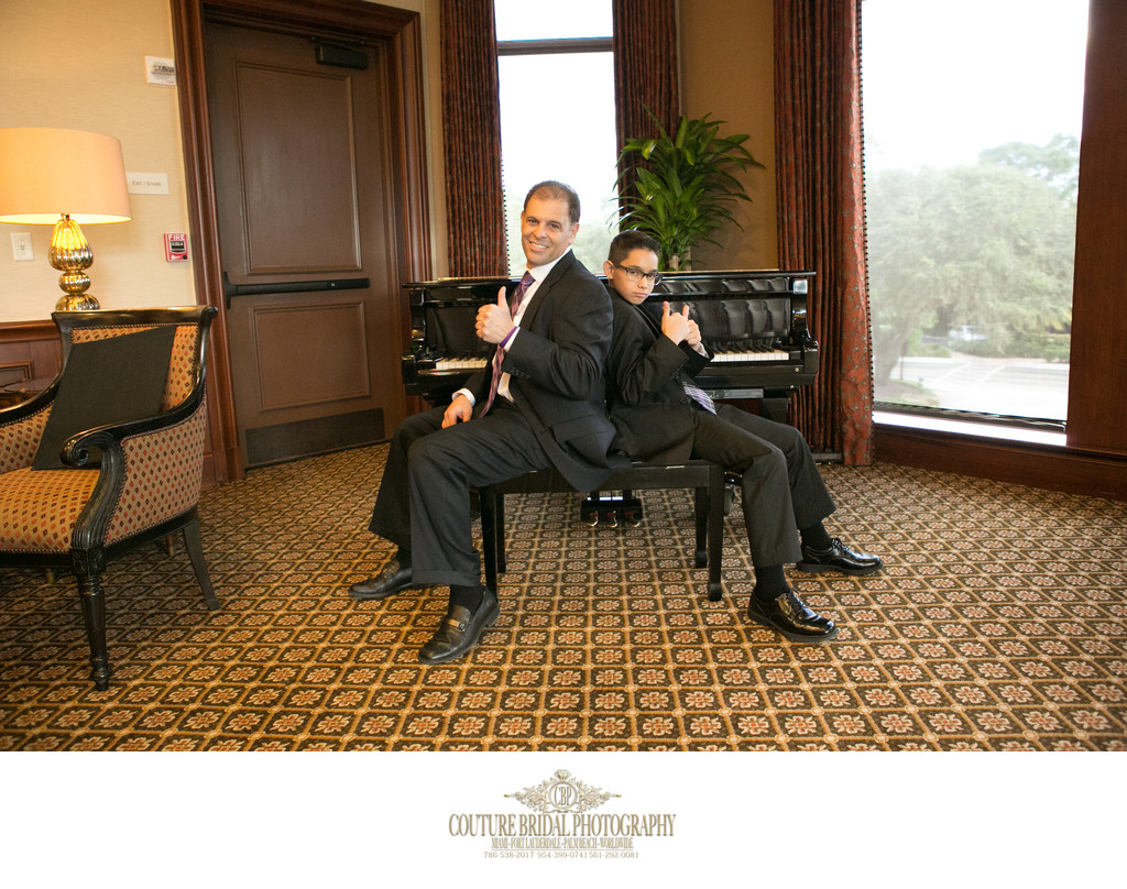 JEWISH WEDDING AND BAR MITZVAH PHOTOGRAPHY IN MIAMI