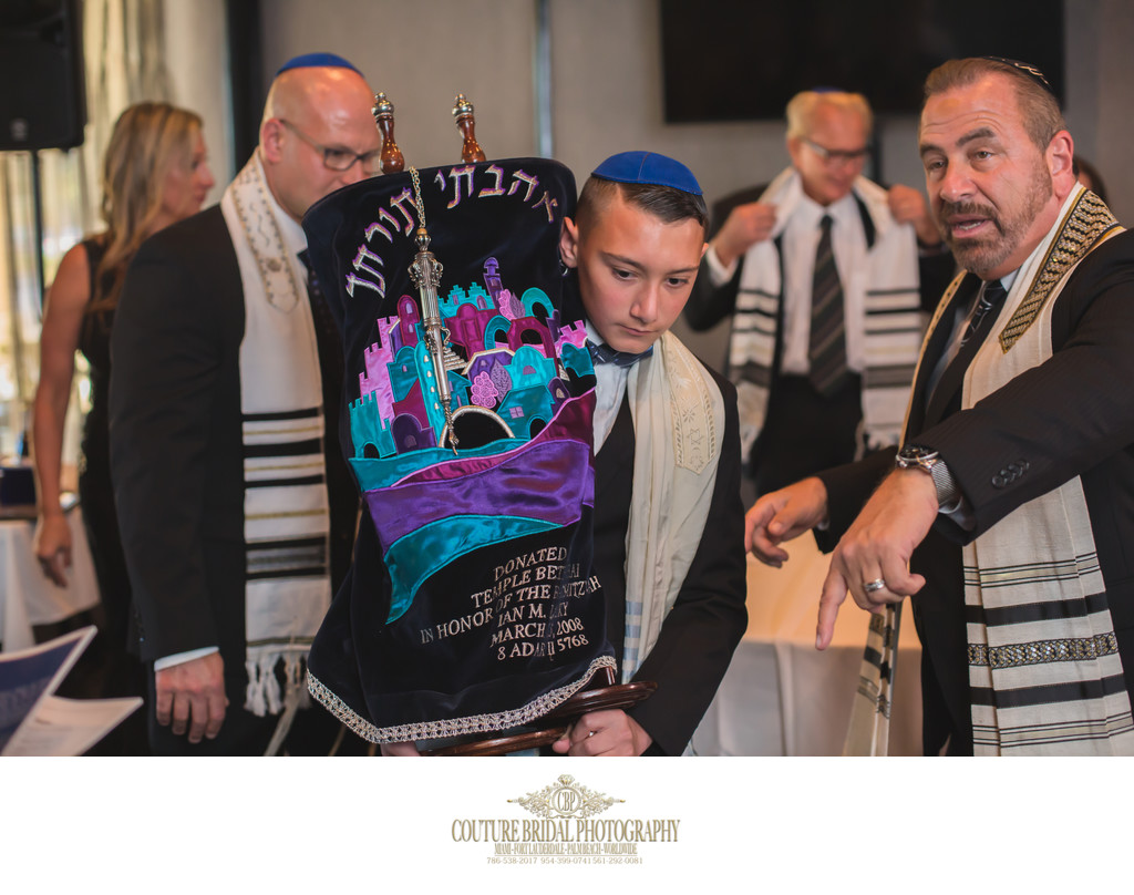 JEWISH EVENT PHOTOGRAPHY IN FORT LAUDERDALE