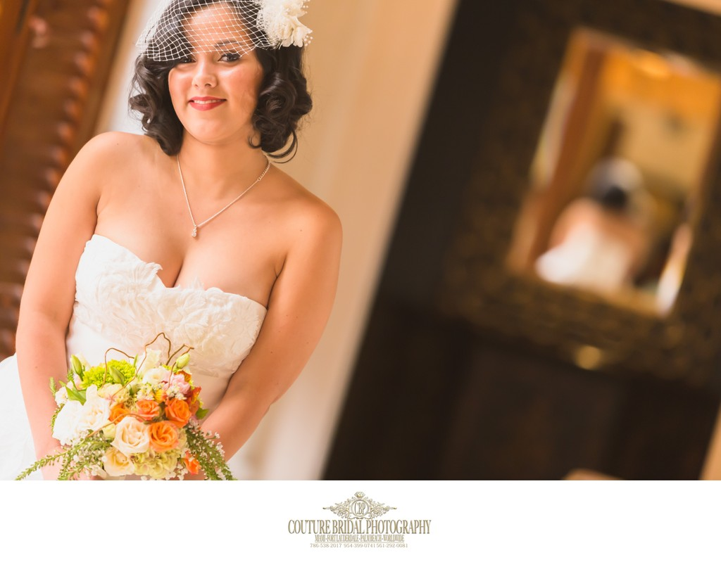 LATINA BRIDE SOUTH FLORIDA WEDDING PHOTOGRAPHY