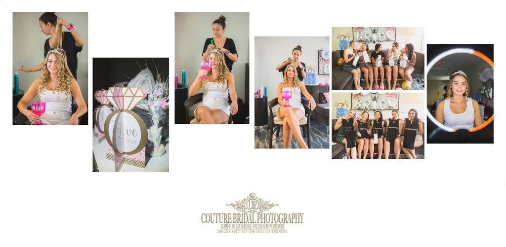 BOCA RATON WEDDING ALBUMS