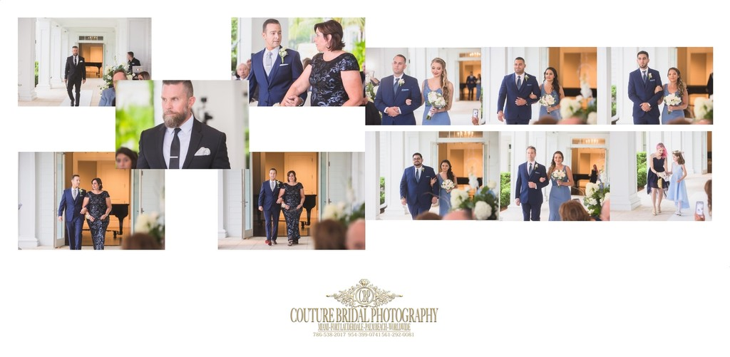 CREATIVE WEDDING ALBUM DESIGN IN FORT LAUDERDALE