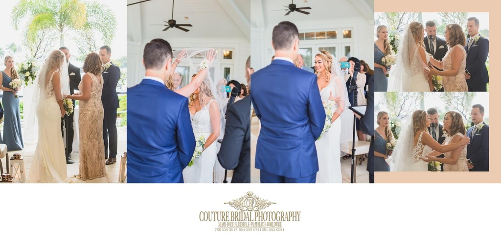 PALM BEACH WEDDING ALBUM DESIGNER