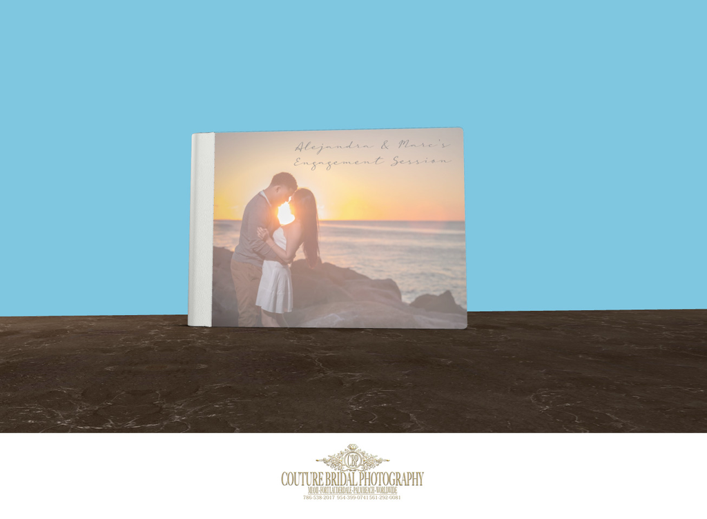 CUSTOM WEDDING DAY SIGN IN BOOK