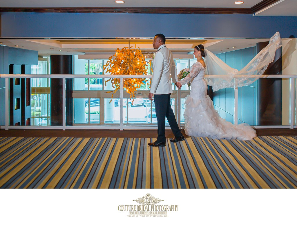 WEDDING PHOTOGRAPHY HILTON FORT LAUDERDALE BEACH RESORT
