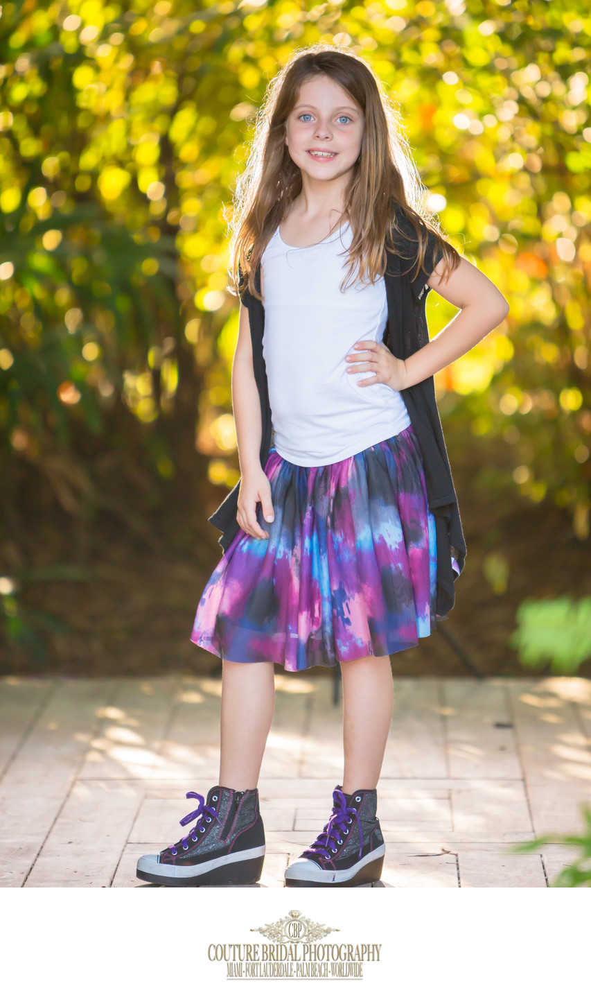BOCA RATON HEADSHOT & FASHION CHILDREN PHOTOGRAPHER