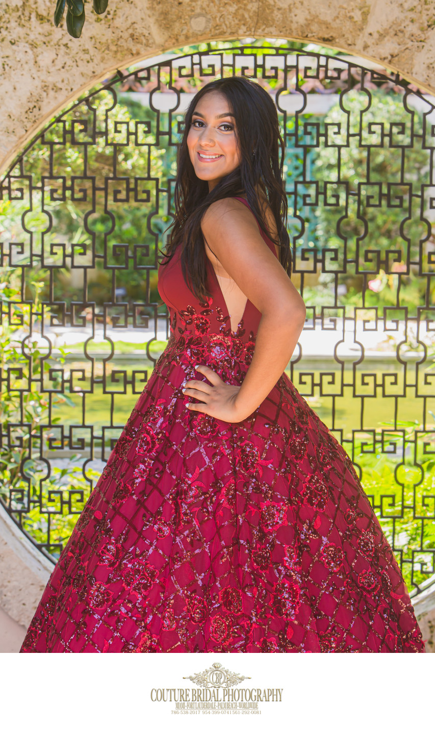 BEST QUINCENIERA AND SWEET 16 PHOTOGRAPHER IN MIAMI