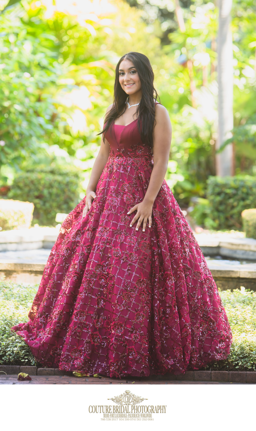 QUINCE PHOTOGRAPHER MIAMI AND FORT LAUDERDALE