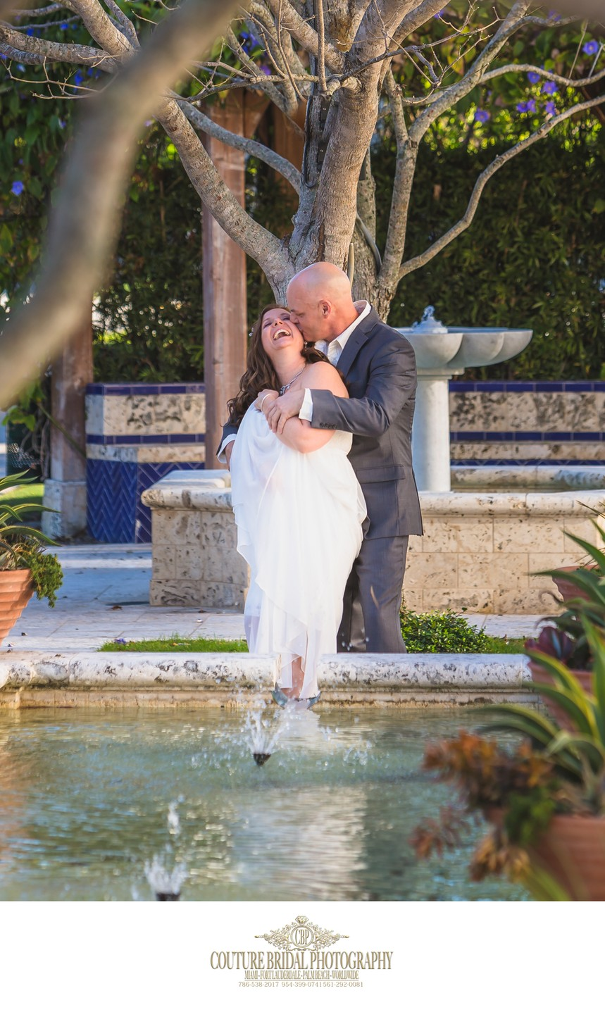 Worth Avenue Palm Beach Bridal Photography