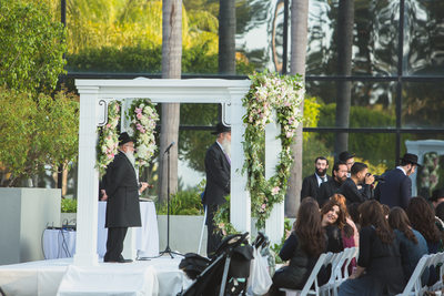 MIAMI BEACH ORTHODOX JEWISH WEDDING PHOTOGRAPHER