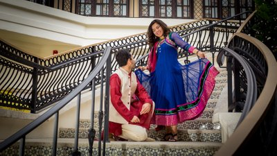 FORT LAUDERDALE INDIAN ENGAGEMENT & WEDDING PHOTOGRAPHER