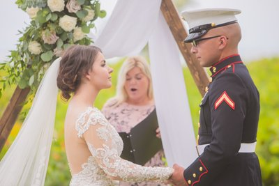 WEDDING PHOTOGRAPHER FORT LAUDERDALE US MARINE