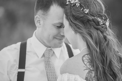 BLACK AND WHITE PALM BEACH WEDDING PHOTOGRAPHY