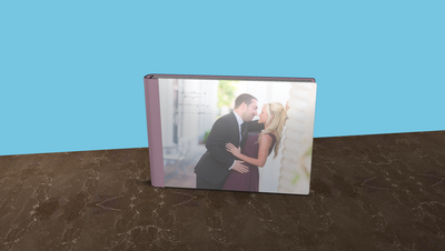 WEDDING ALBUM DESIGN RENDERING IN 3-D