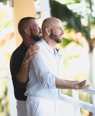 PREFERRED PUERTO RICO GAY WEDDING PHOTOGRAPHY