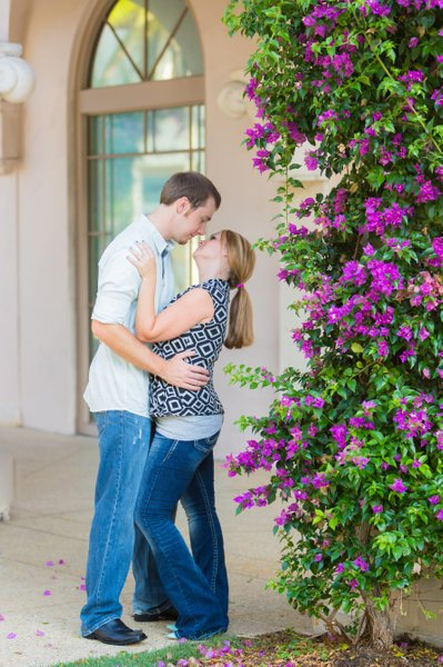 Worth Avenue Palm Beach Engagment Photography Session