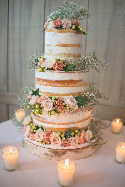 FORT LAUDERDALE WEDDING CAKE