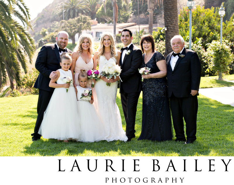 Wedding Photographers for Bel Air Bay Club