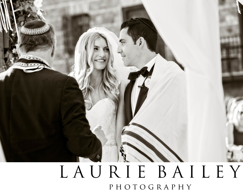 Bel Air Bay Club Wedding Photograph ceremony