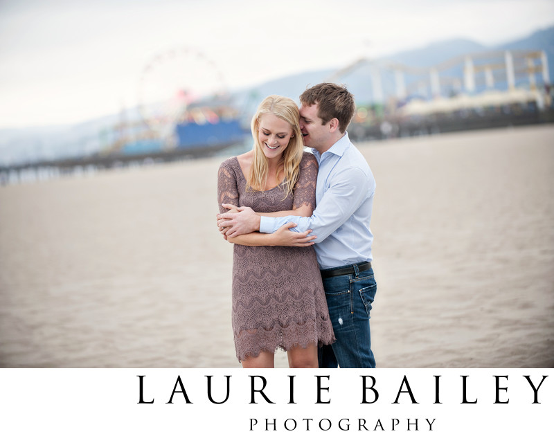 Best Candid Engagement Photographer Southern California