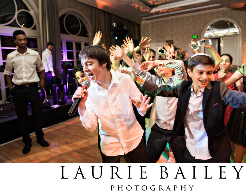 Bar Mitzvah Four Seasons Hotel Los Angeles