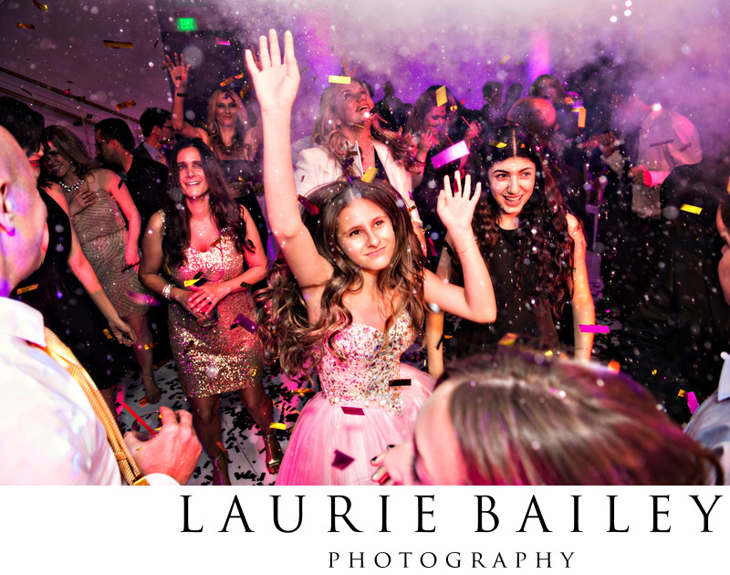 Bat Mitzvah Party Los Angeles