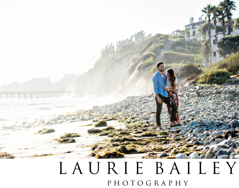 Best Santa Barbara Engagement Photos