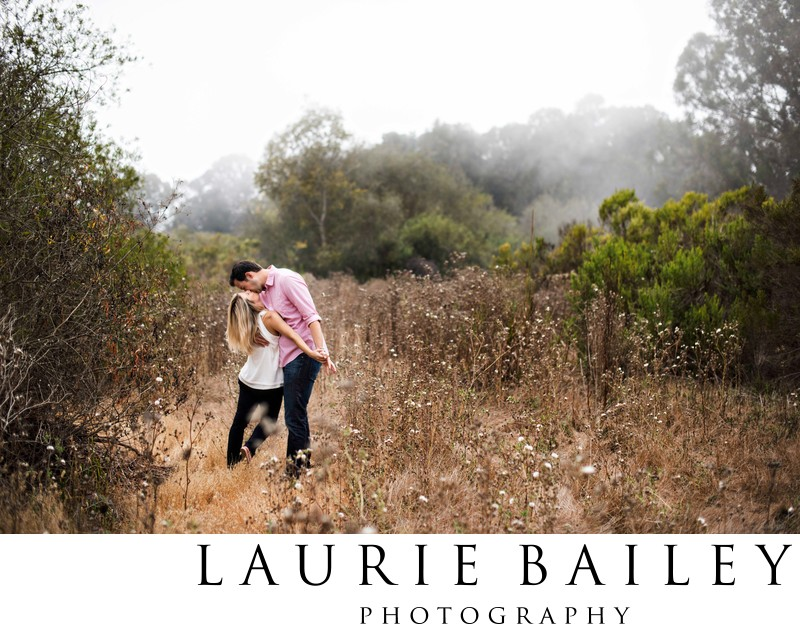 Best Santa Barbara Engagement Photography