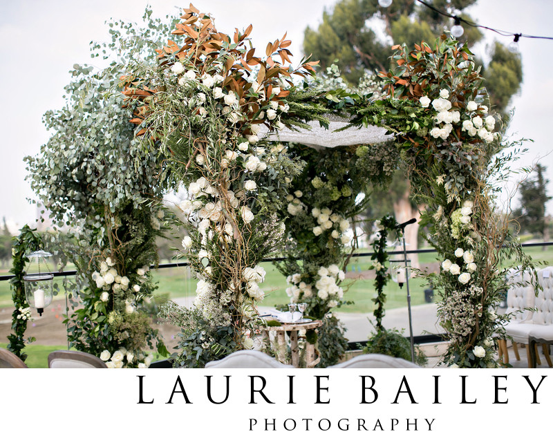 Brentwood Country Club Chuppah
