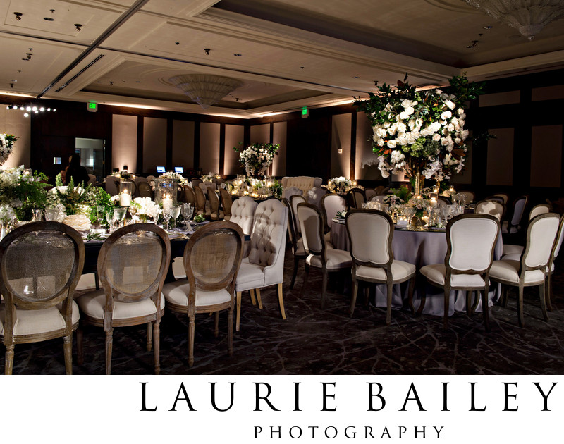 Brentwood Country Club Wedding Reception