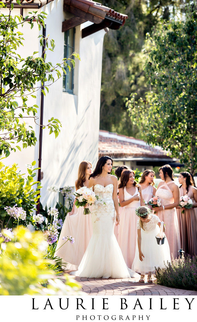 Classic Santa Barbara Weddings