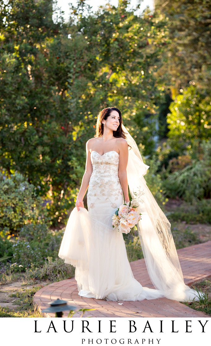 El Encanto Wedding Bridal Portrait