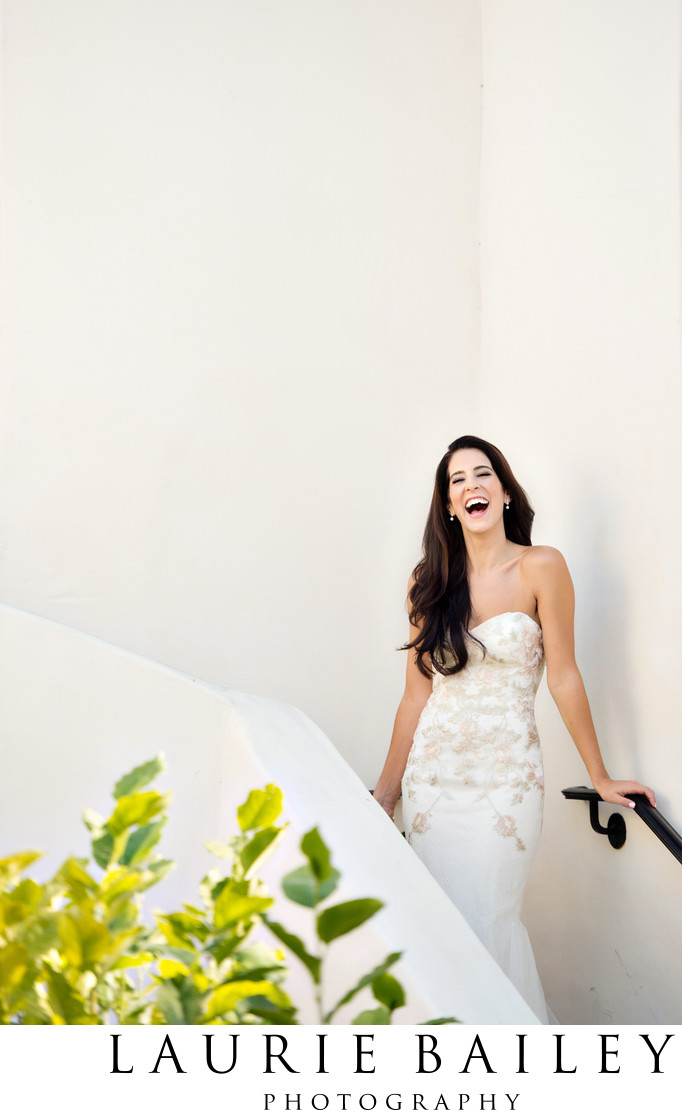 Classic Santa Barbara Wedding Photos