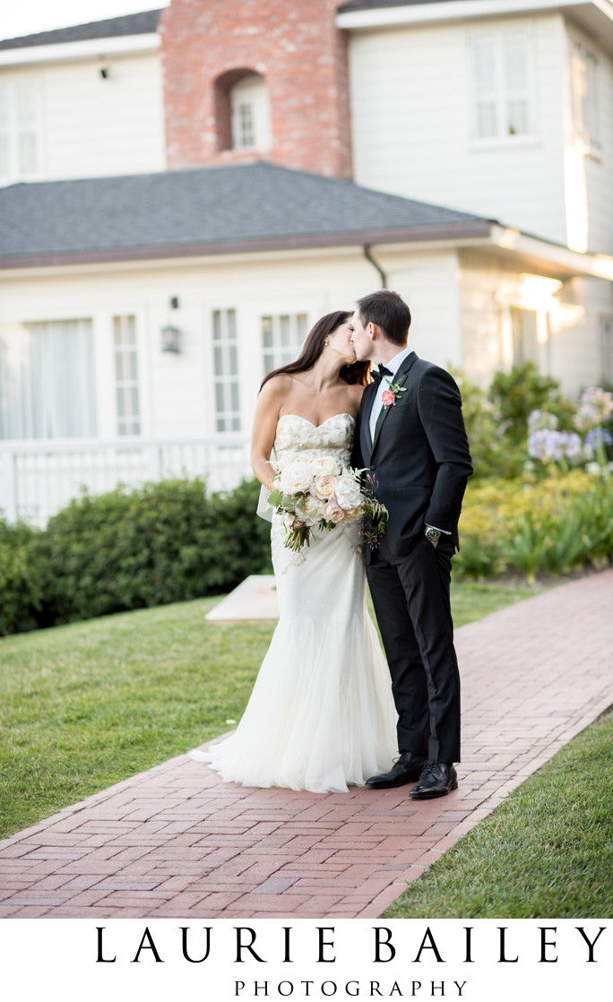 Romantic Santa Barbara Wedding
